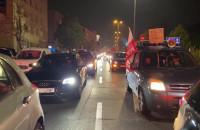 Kierowcy zablokowali ul. Władysława IV w Gdyni