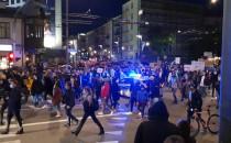 Protesty w Gdyni