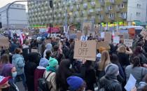 Zablokowana ul. 10 Lutego w Gdyni