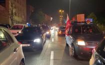 Kierowcy zablokowali ul. Władysława IV w...