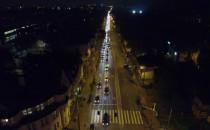 Niepodległości w kierunku Gdyni