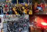 Poniedziałkowy protest w Gdyni
