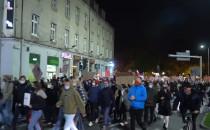 Gdański marsz ruszył w stronę Zieleniaka