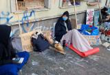 Trwa protest pod biurem PIS w Gdańsku