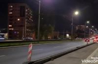 Zatkana Morska w Gdyni na wysokości Leszczynek