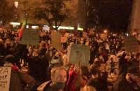 Imprezowa forma protestów we Wrzeszczu