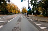 Przejazd ul. 3 Maja w Sopocie