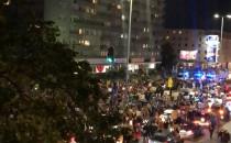 Protest blokuje ul. Władysława IV w Gdyni