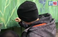 Mural w Oliwie