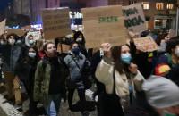 Strajk Kobiet w Gdyni wystartował