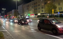 Centrum Gdyni zablokowane
