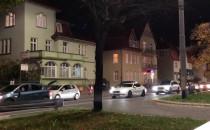 Protest samochodowy przejechał przez Oliwę