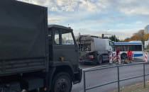 Budowa przedłużenia buspasa na Małokackiej...