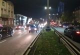 Czoło protestu ws. praw kobiet przechodzi przez Oliwę