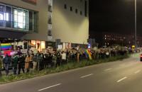 Techno protest pod Batorym w Gdyni