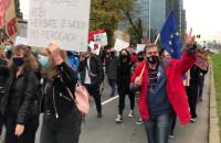 Marsz Młodych ruszył w stronę Gdyni