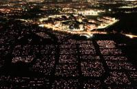Cmentarz Łostowicki nocą z 30 na 31 X