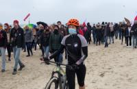 Protest na plażach