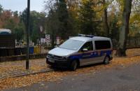 Straż przy cmentarzu Oliwskim