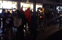 Strajk środowisk artystycznych na Monciaku