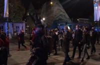 Strajk artystów dotarł na koniec Monciaka