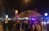 Ruszył protest w Gdyni