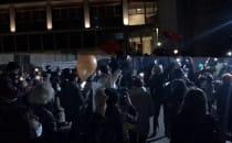 Strajk artystów. Zaśpiewali protest song...