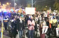 Marsz w Gdańsku ruszył w stronę Targu Drzewnego