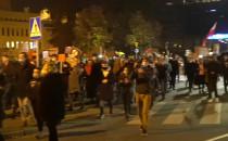 Marsz motocykli przywitał marsz pieszy