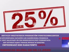 PROMOCJA NAD PROMOCJAMI -25%