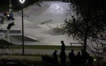Bijatyka w skateparku w Gdyni