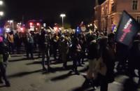Manifestacja ruszyła z Targu Drzewnego
