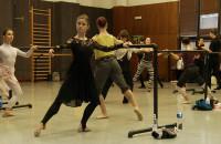 Za kulisami Opery Bałtyckiej. Próba baletu