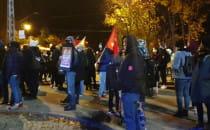 Strajk Kobiet jeszcze nie wyruszył z Oliwy