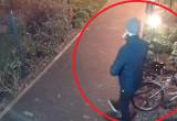 Kradzież roweru w półtorej minuty