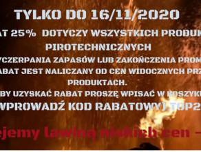 LAWINA NISKICH CEN -25% NIE PRZEGAP TAKIEJ OKAZJI !