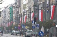 Flagi w Trójmieście 11.11.2020
