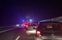 Poważny wypadek na trasie Elbląg-Gdańsk