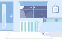 Porady PGE Energia Ciepła: dlaczego warto zasłaniać okna