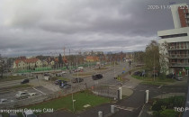 Film ze zderzenia na Słowackiego w Gdańsku