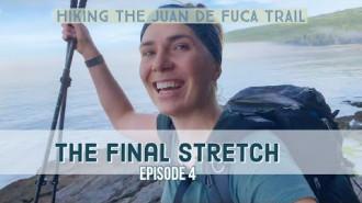Ruth Hamblin wybrała się na Juan De Fuca