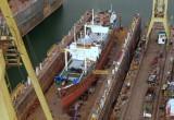 Sołdek przechodzi gruntowny remont w stoczni
