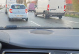 Wypadek na obwodnicy w Kowalach