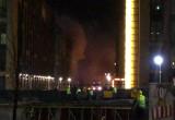 Pożar w Arkońska Business Park