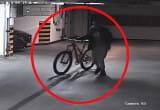 Kradzież roweru z hali garażowej