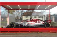 Bolid Formuły 1 możesz obejrzeć w Gdańsku