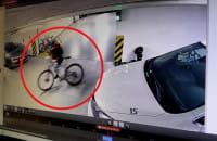 Ukradł rower z hali garażowej