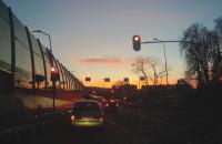 Przejazd na czerwonym