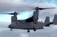 Kosztuje 250 mln zł. V-22 Osprey w Gdańsku