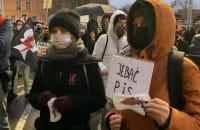 Protest Kobiet w Gdańsku pod prokuraturą